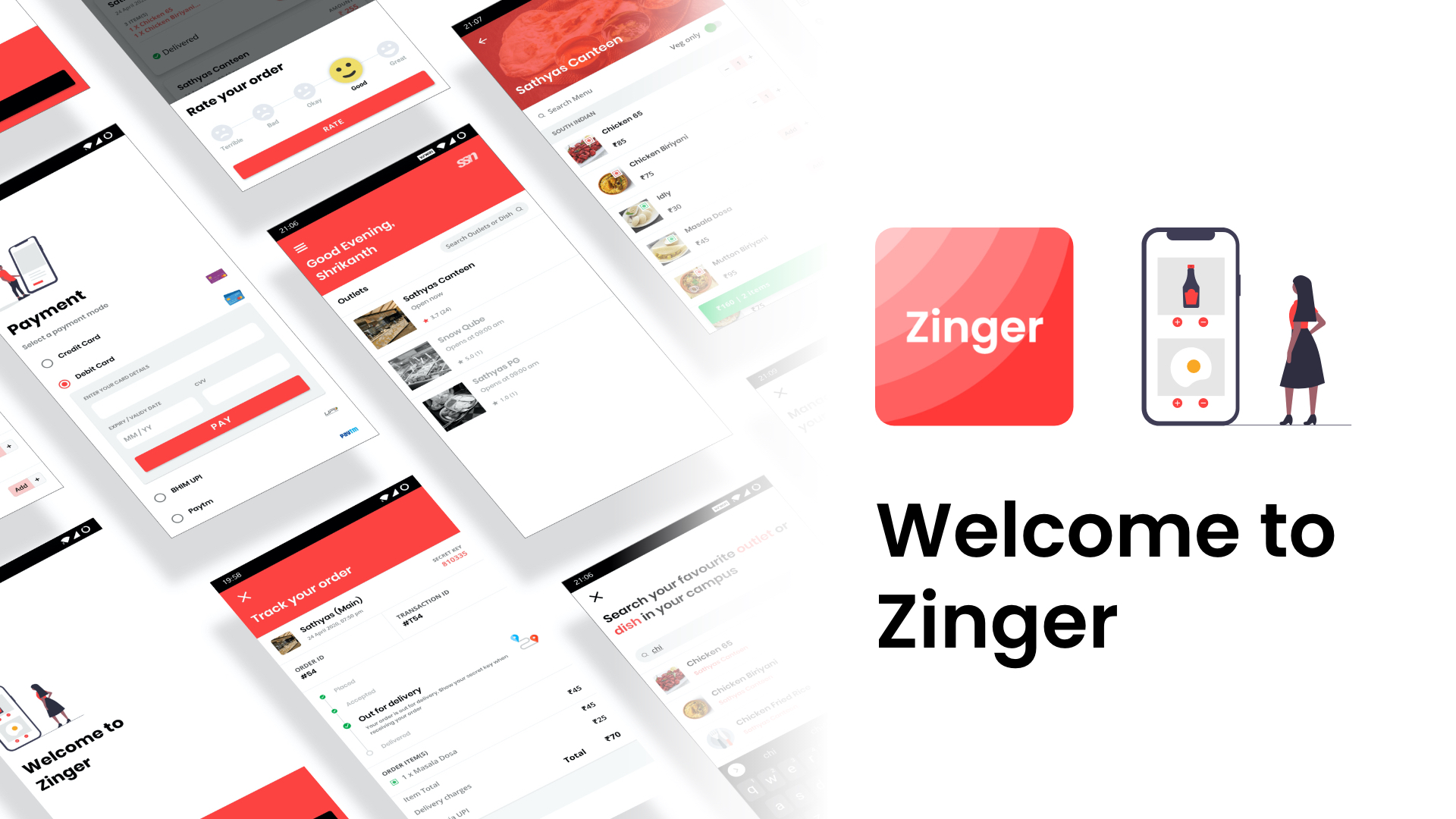 Zinger Android App